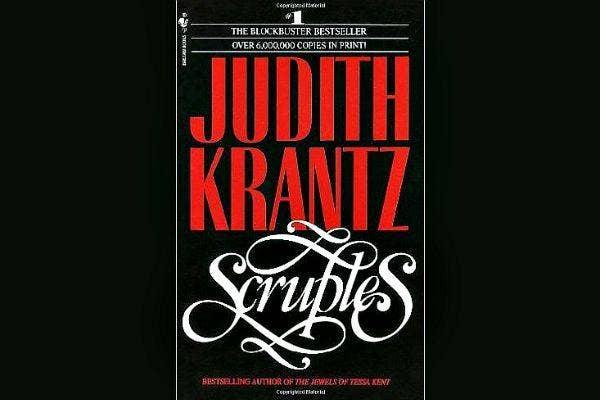 19. Scruples by Judith Krantz