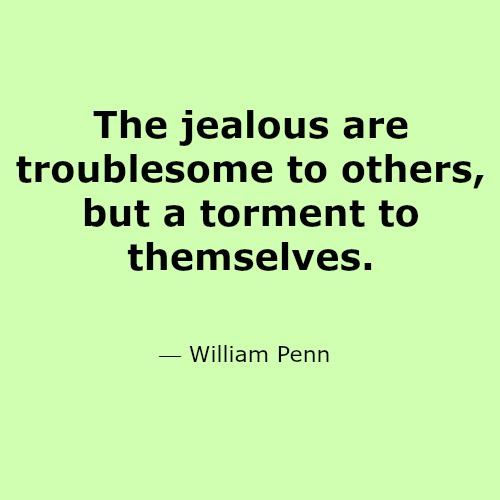 60 Jealously Quotes That'll Help You Deal With Jealous People Deni Enchanting Quotes About Jealous People