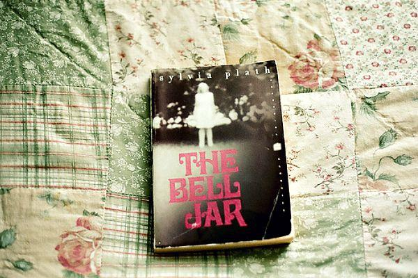 2. The Bell Jar by Sylvia Plath