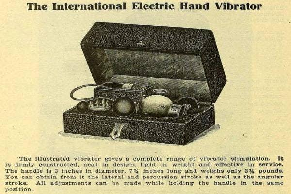 vintage vibrator