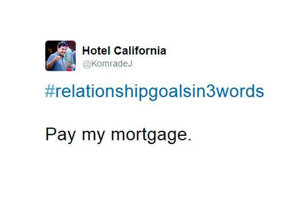 2. Pay my mortgage