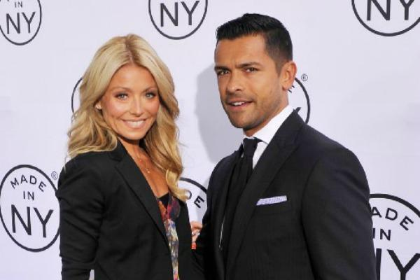 TV Personality Kelly Ripa
