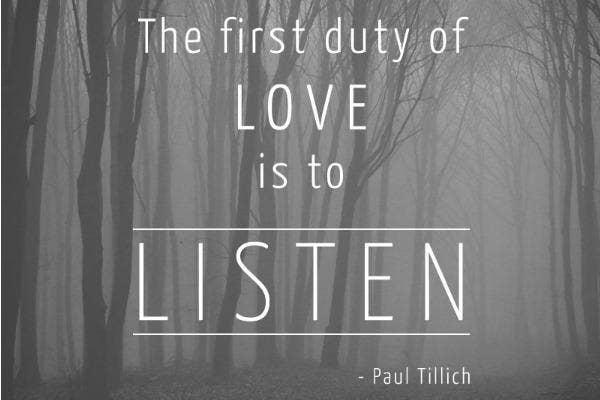 Paul Tillich love quote