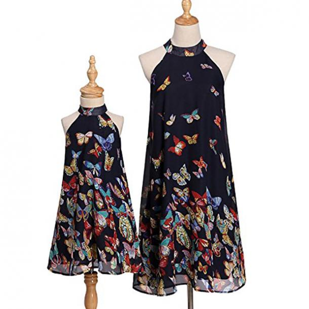 PopReal Mommy and Me Dresses mothers day gift for girlfriend