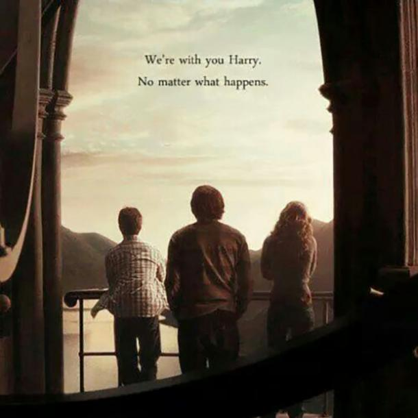 Harry Potter Quotes On Friendship: 50 Best Harry Potter Quotes About Love, Friendship And
