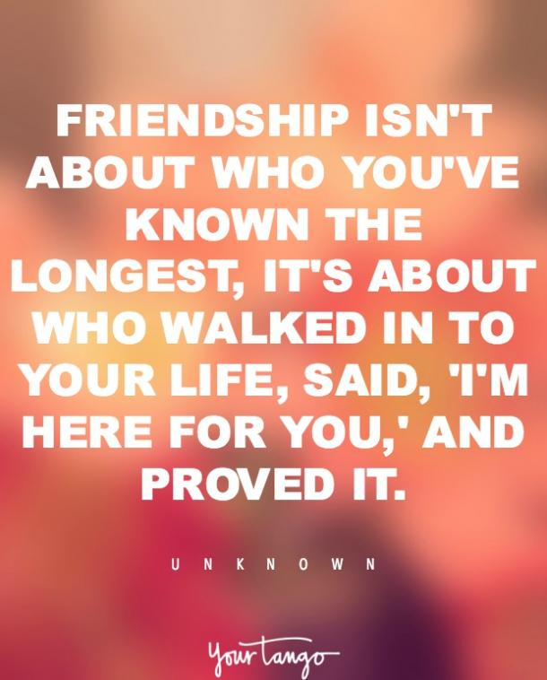 100 Best Inspirational Cute Positive Friendship Quotes About Life