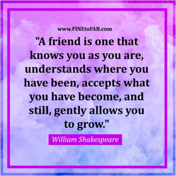 25 Inspirational Friendship Quotes To Celebrate The People Who Just