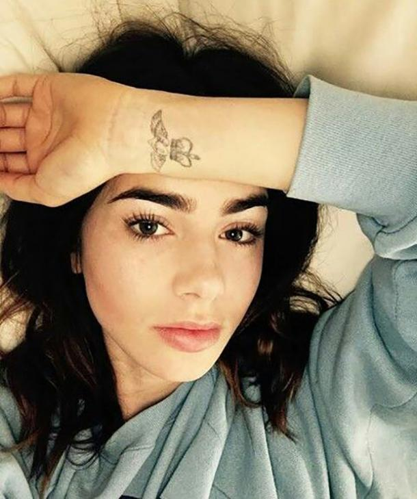40 Best Celebrity Tattoos And Each Tattoo S Meaning Yourtango
