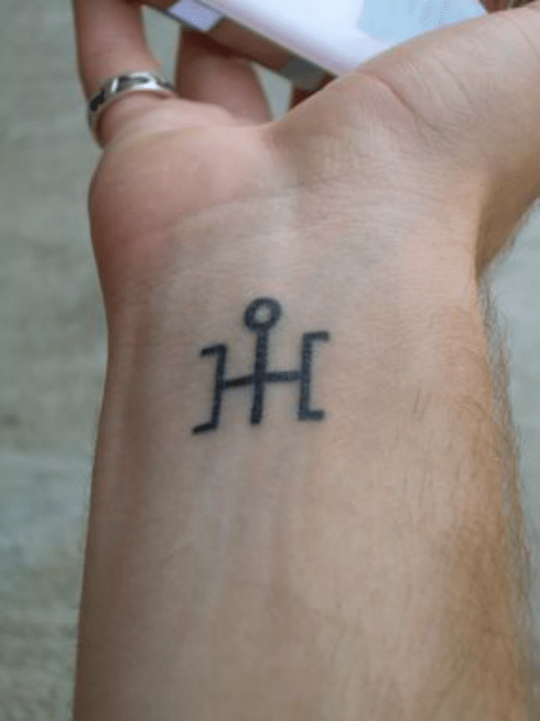 25 Best Aquarius Tattoo Ideas And Zodiac Sign Tattoos With