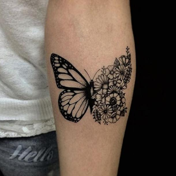 de84b3750 35 Best Flower Tattoos For Women That Will Inspire You To Get Inked ...