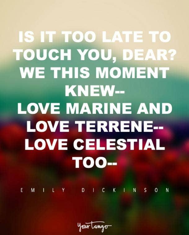 poem to a secret lover