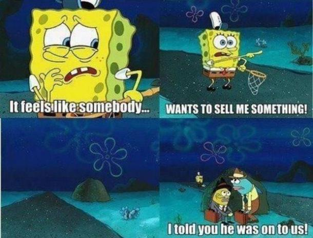 50 Best SpongeBob Memes & Epic Jokes Of All Time | YourTango