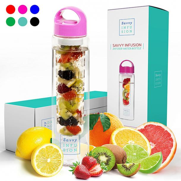 Savvy Infusion Water Bottle mothers day gifts for girlfriend