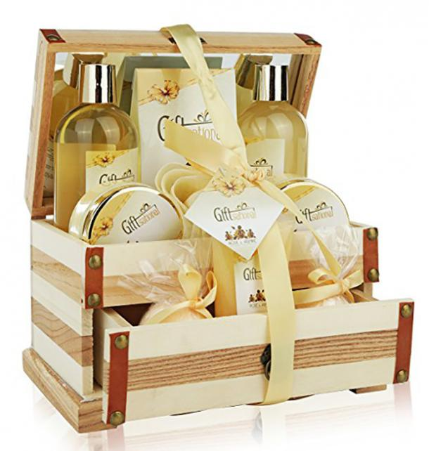 Spa Gift Basket mothers day gift for girlfriend