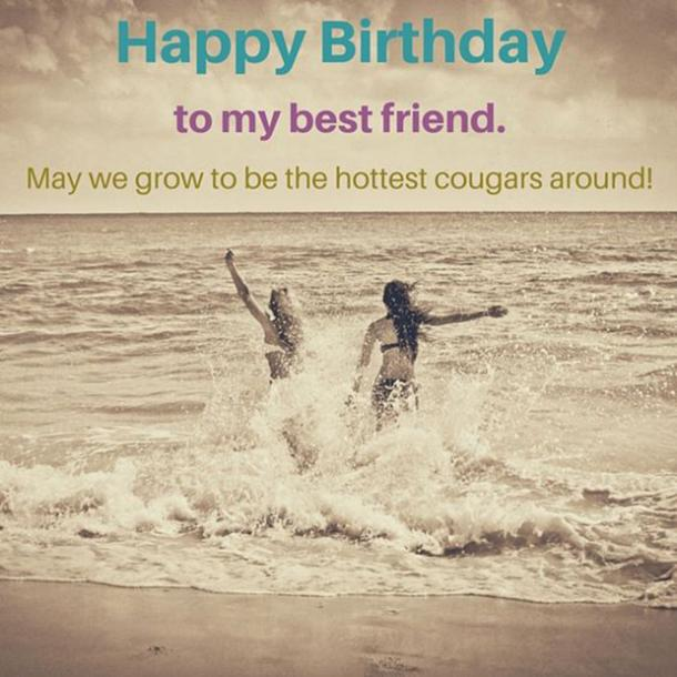 50 Funny Happy Birthday Quotes & Wishes For Best Friends