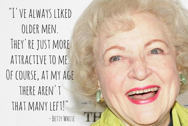 Happy Birthday Betty White 98 years old