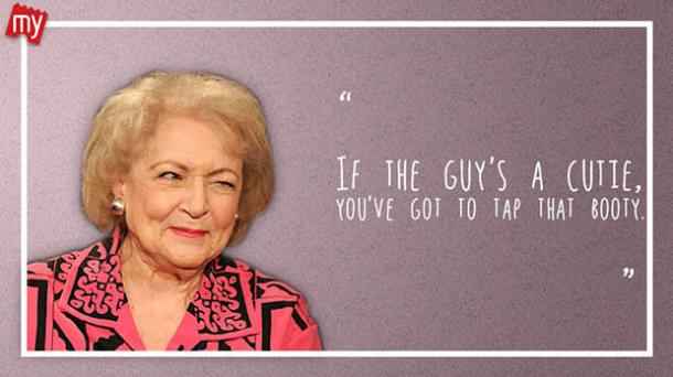 how old is betty white Happy 98th Birthday Betty White