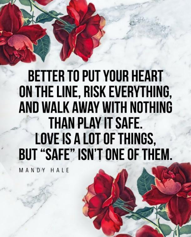41 Inspirational True Love Quotes About What's Most Meaningful In