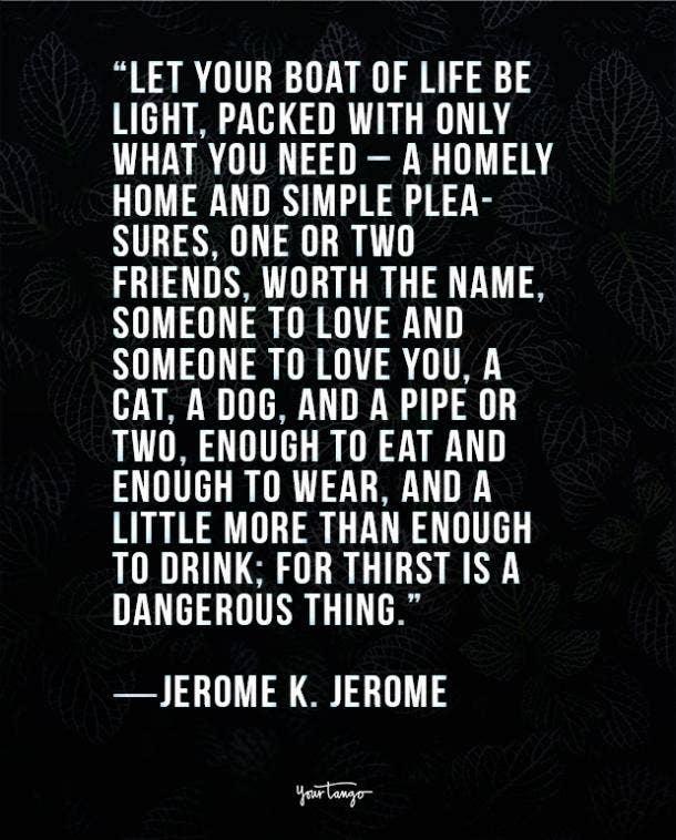 Jerome K. Jerome true love quote