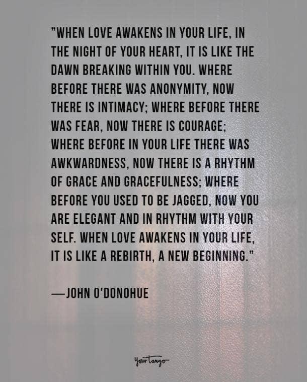 John O'Donohue true love quote