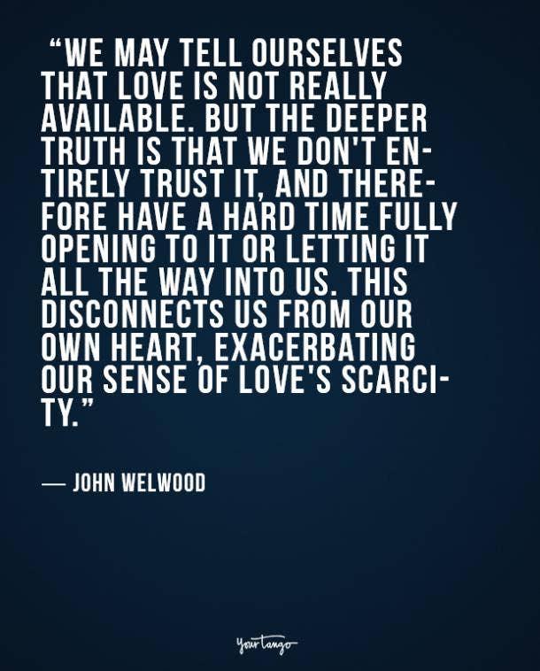 John Welwood true love quote