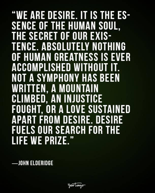 John Elderidge true love quote