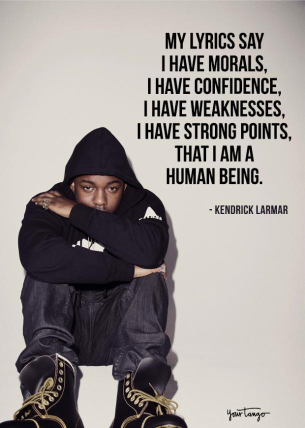 25 Best Kendrick Lamar Quotes And Pulitzer Prize-Winning