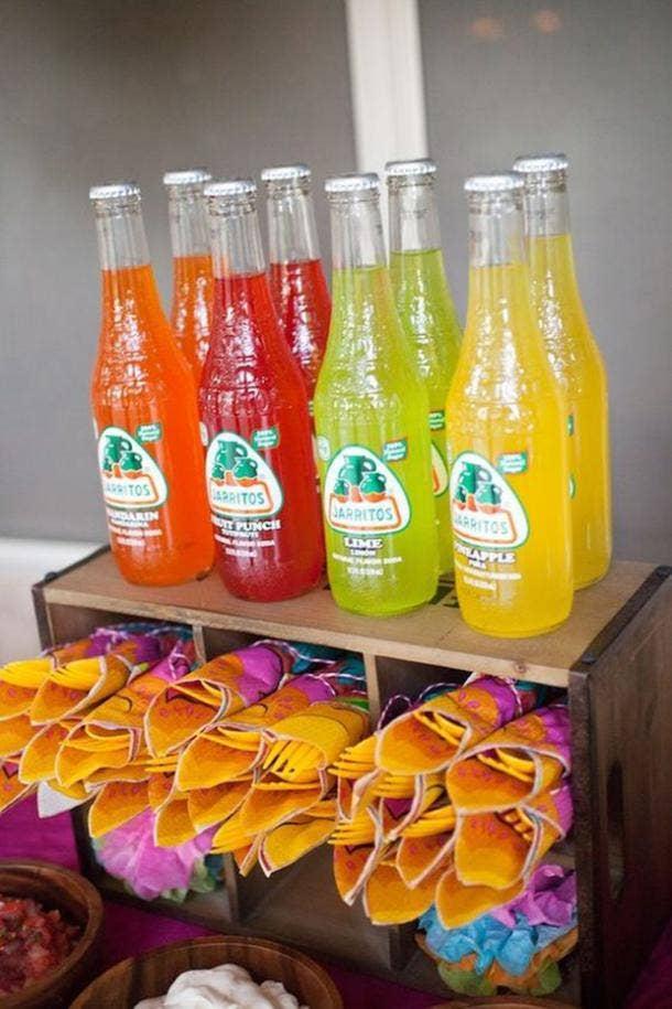 mexican soda diy cinco de mayo decorations