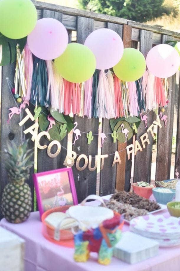taco bout a party diy cinco de mayo decorations