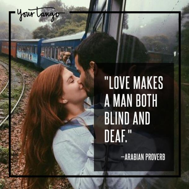 25 Love Proverbs That Perfectly Explain The Incredible Power Yourtango