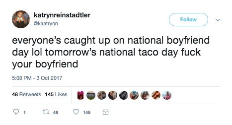 Best National Taco Day Memes And Tweets To Share On Social