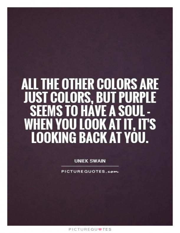 Purple Quotes Interesting 48 Best Purple Quotes And Memes For Pantone's 48 Color Of The Year