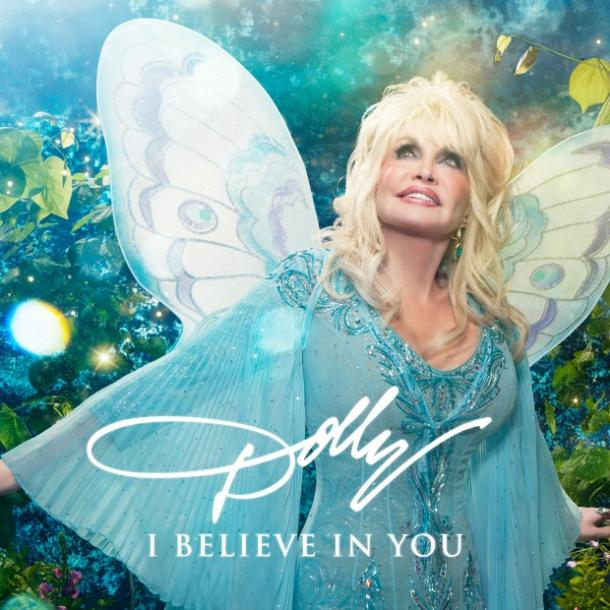 Dolly Parton I Believe In You cover art