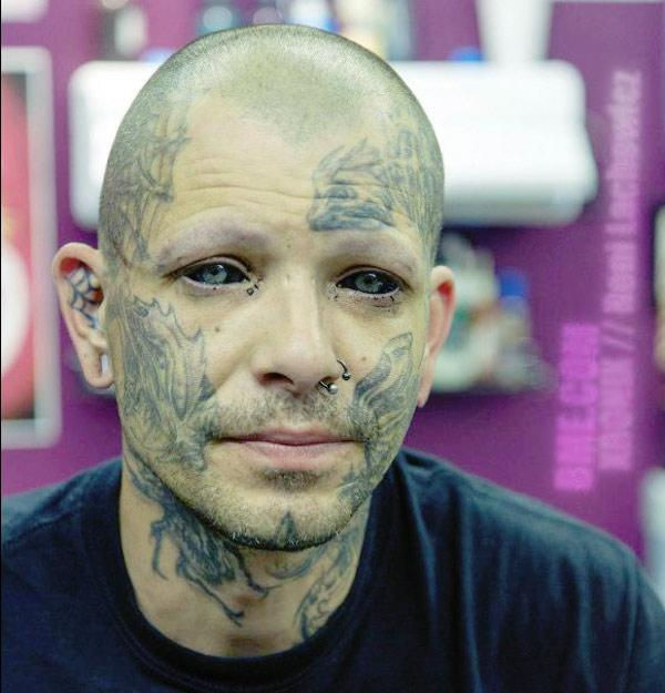 The Most Painful Body Parts To Get Tattooed, PLUS Eyeball Tattoos ...