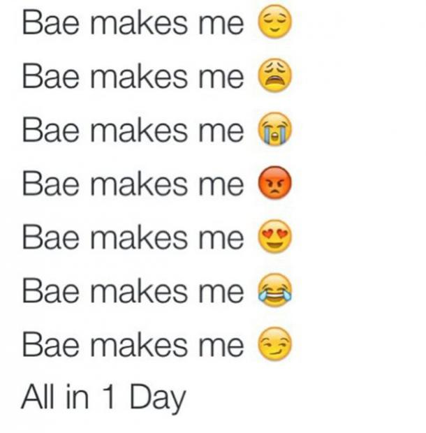 Bae Quotes The Definition Of 'Bae' And The 20 Best Bae Quotes, Memes And  Bae Quotes