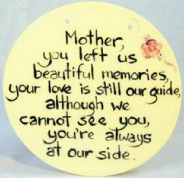 20 Beautiful Mothers Day Quotes For Those Grieving After The Loss