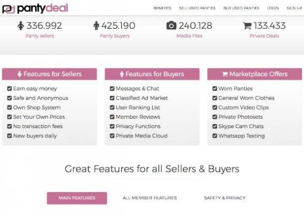Selling Panties Prices Photos