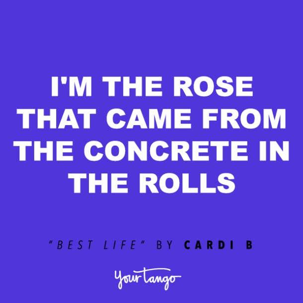 cardi b lyrics about haters