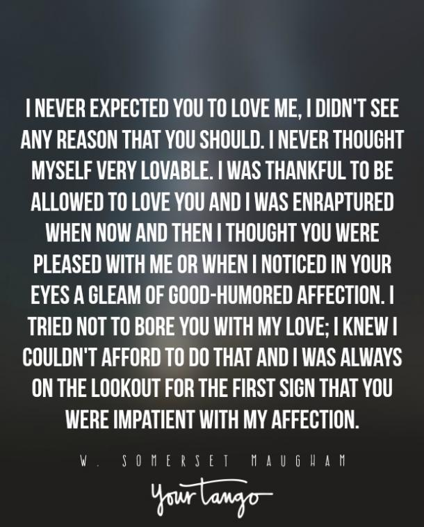 22 Of The Greatest Most Powerful Unrequited Love Quotes Yourtango