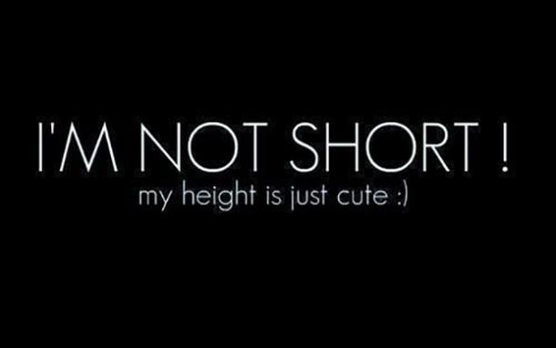 Cute Short Girl Quotes