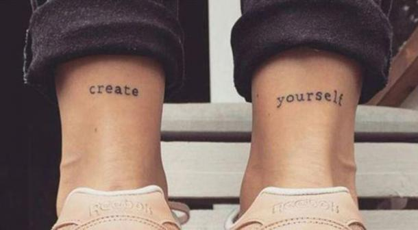 25 Meaningful Tattoos About Self Love To Remind You To Love ...