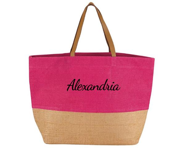 Best Day Ever Wedding tote Bridesmaid tote gift bridle tote bag Bridesmaid Bag Personalized Name Tote Custom bags Personalized