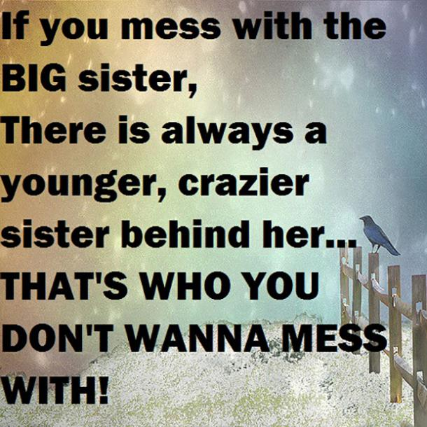 20 Best Sister Quotes Relatable Sister Memes To Remind You How Much You Love Them Yourtango