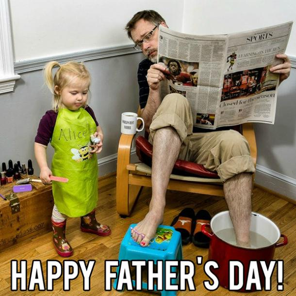 50 Relatable Father's Day Memes & Funny Quotes For Fathers
