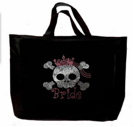 15 Best Personalized Custom Wedding Tote Bags For The Bride