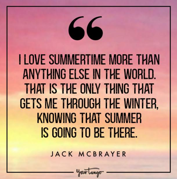 summer quotes