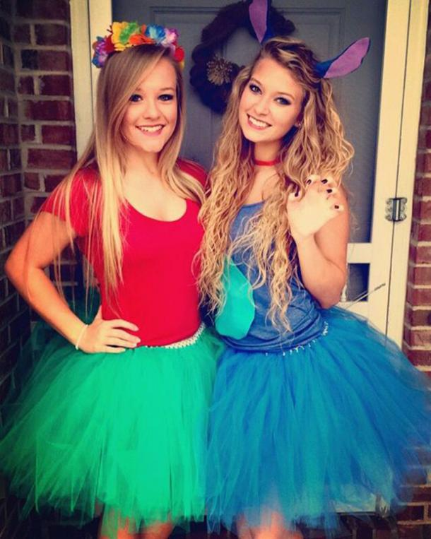 31aaa7385370 30 Matching Best Friend Halloween Costume Ideas To Wear To Your Next ...