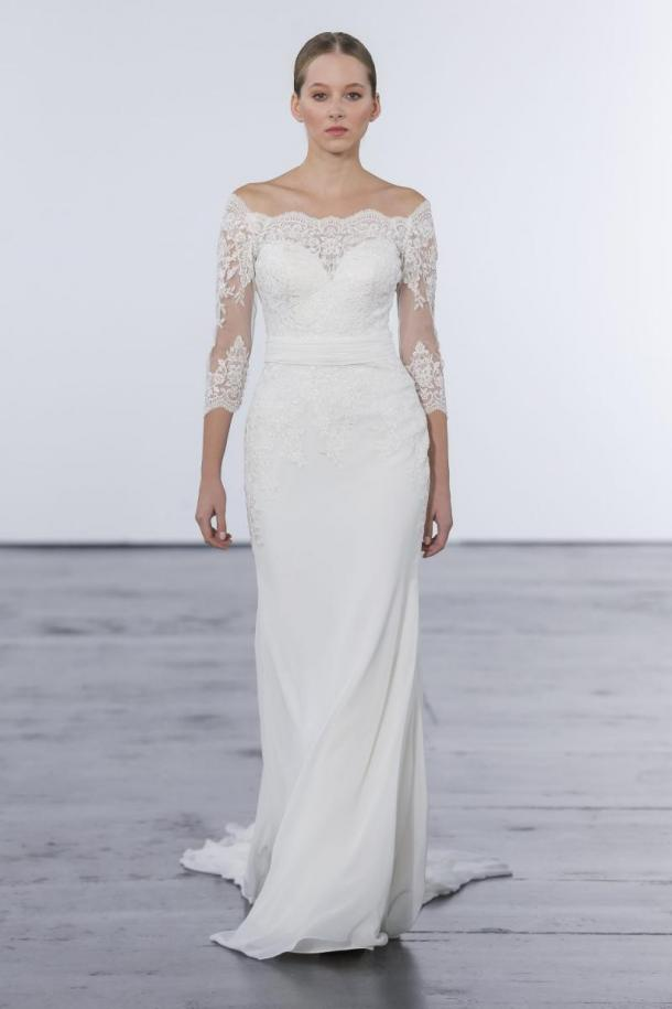 20 Best Sheath Wedding Dresses Of All Time Yourtango