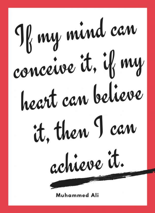 muhammad ali motivational quotes for kids