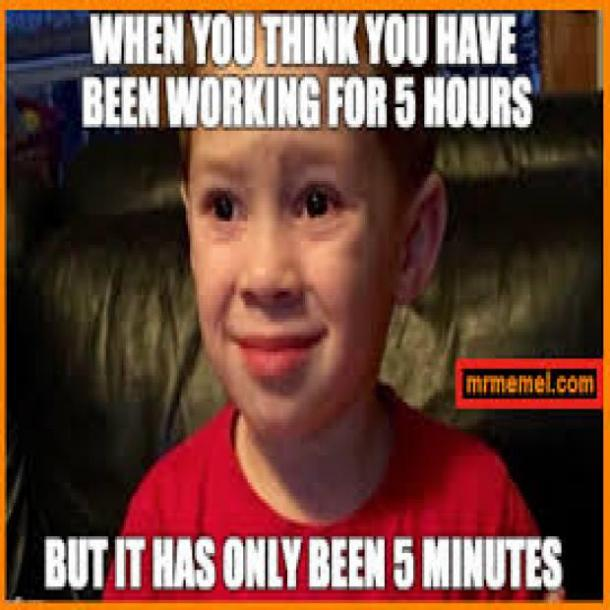 funny memes about work for monday morning